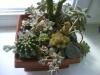 Создание цветочной композиции